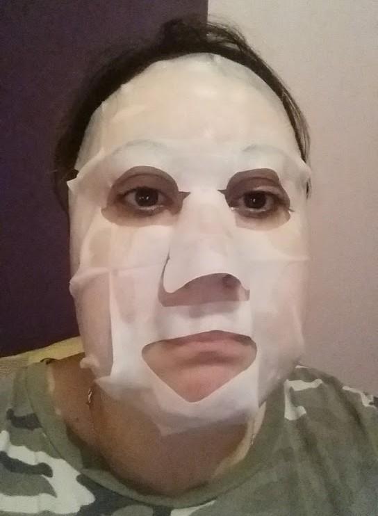 masque panda beyond porté