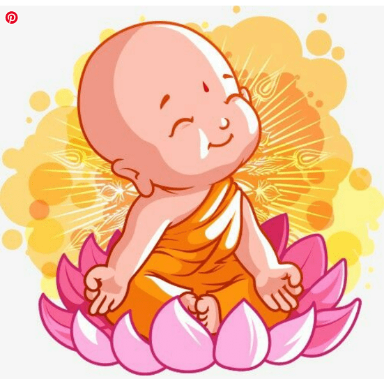 Image result for amida buddha cartoon