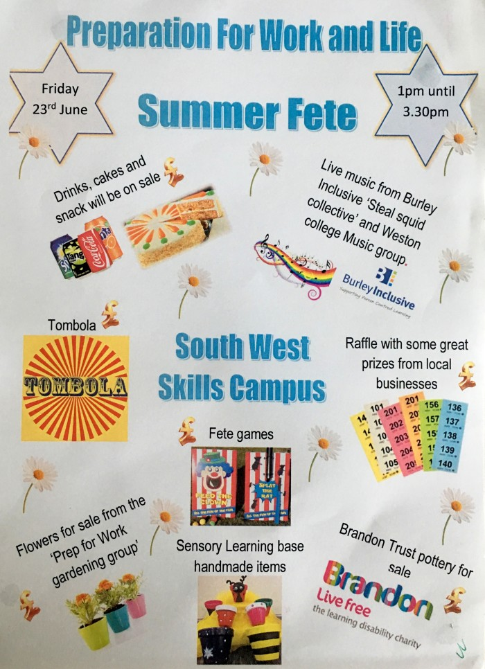 Summer fete (college)