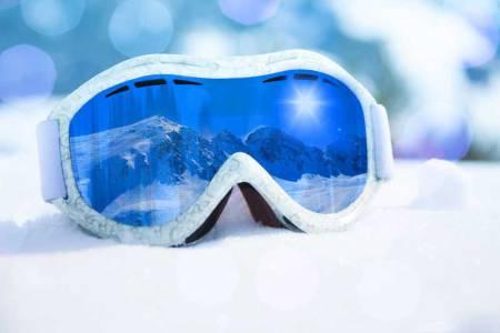 ski-googles