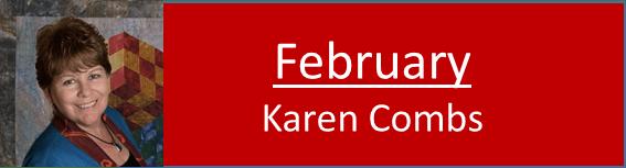 karen combs banner