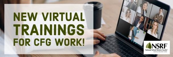 New Virtual Trainings for CFG Work