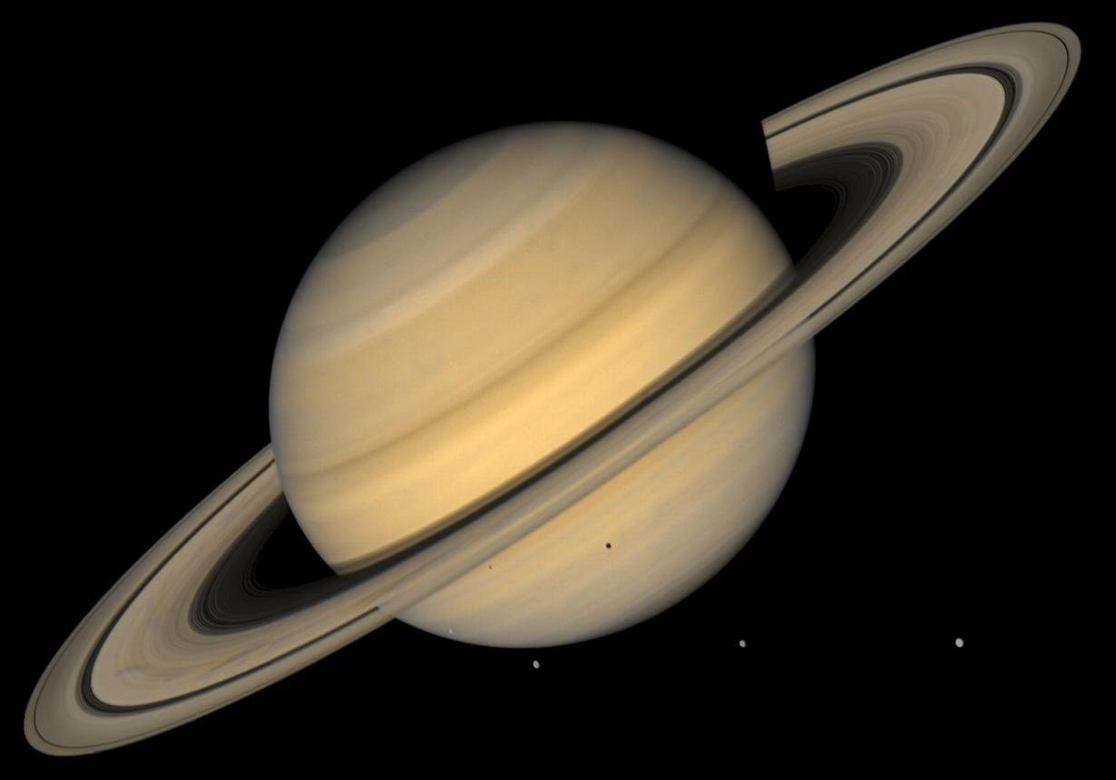 Saturn Fact Sheet