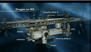 Dragon COTS 2,3 – Day 5 – Hatch Opening – National Space Society of Phoenix
