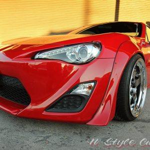 FRS/GT86 Front Bumper Lip