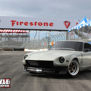 Datsun 240z Wide Fender Flare Kit