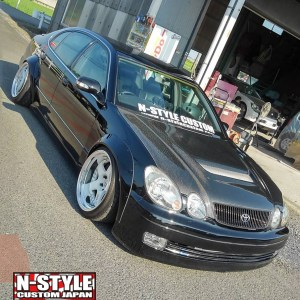 Type-Aristo Fender Flares