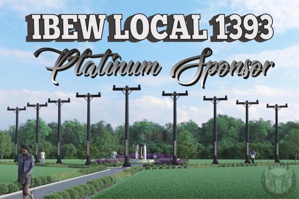 IBEW 1393 Legacy Sponsor