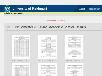 How to Check UNIMAID GST Semester Results Online