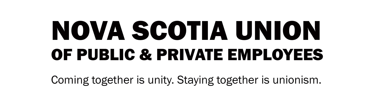 Nova Scotia Union of Public & Private Employees