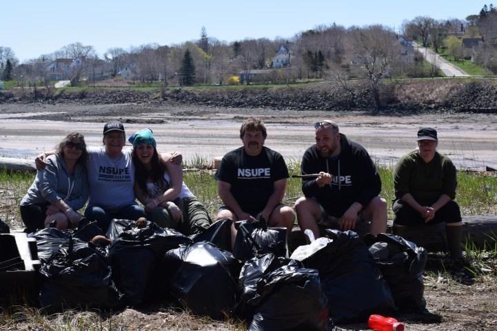 Digby Beach Sweep 9