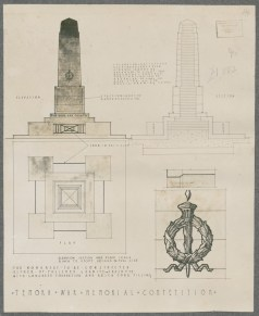 Temora War Memorial Competition. Digital ID NRS18195_000005