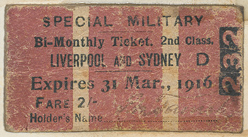 Special Military Railway ticket, From R431-1-2[3], Special military ticket.