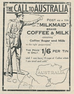 Ad for Milkmaid. From NRS 12060 [9/4728 letter A16/1042, p.4]