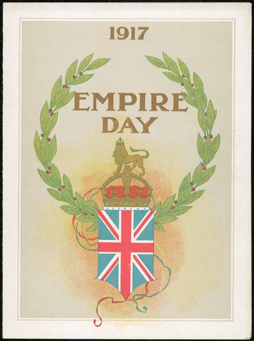 Empire Day 1917, flyer. From NRS 4474, [1/265]