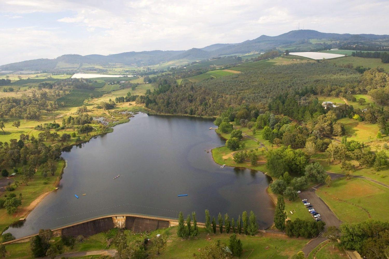 Lake Canobolas Orange