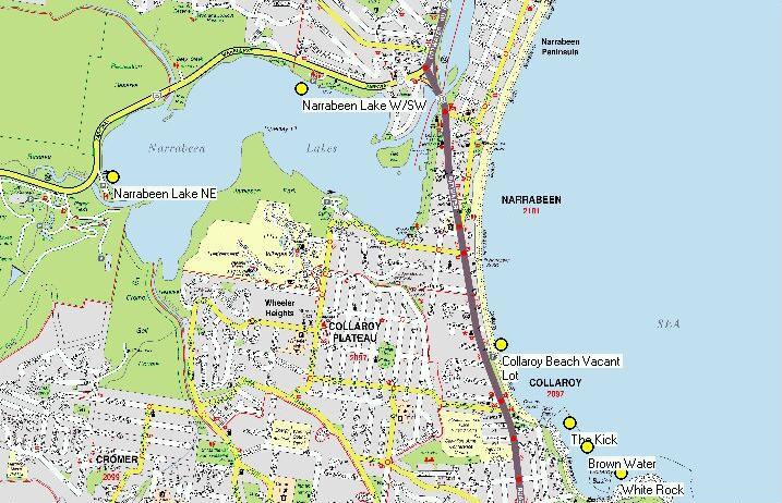 Spot Guide – NSW Wave Sailing Association