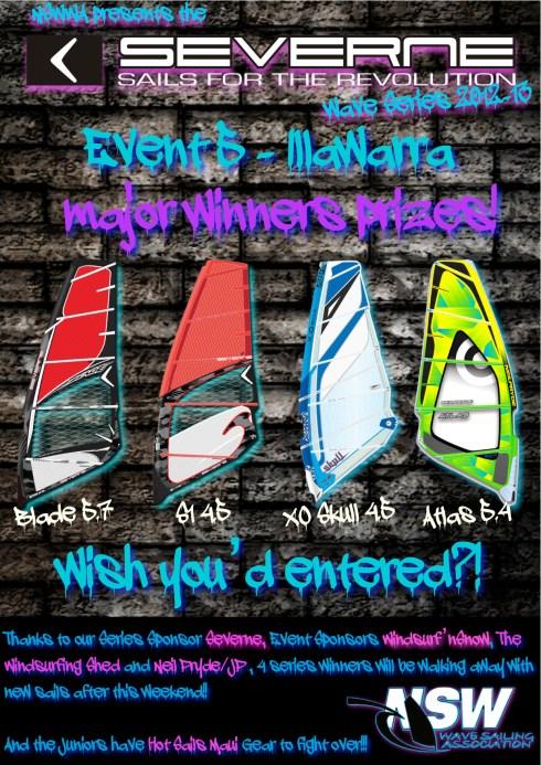 2012-13 Illawarra Event 5 Prizes Prizes Prizes!!