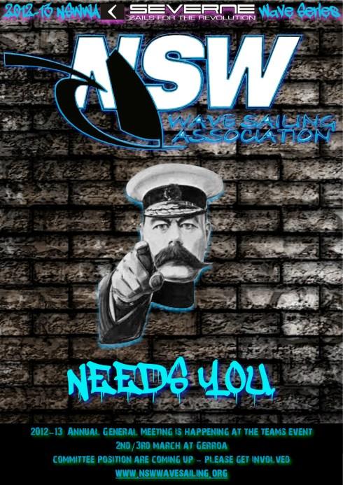 2012-13 NSWWA Needs You