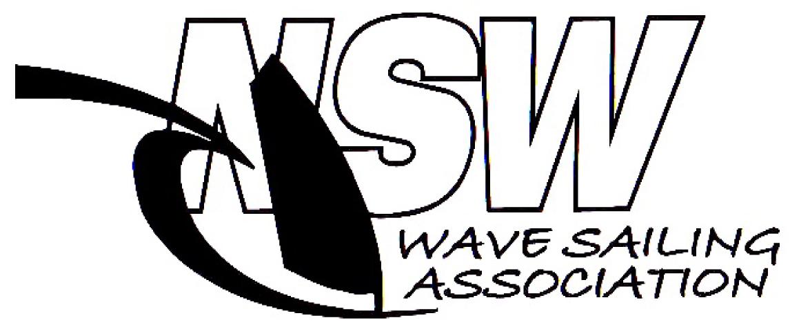 NSW Wave Sailing Association Logo