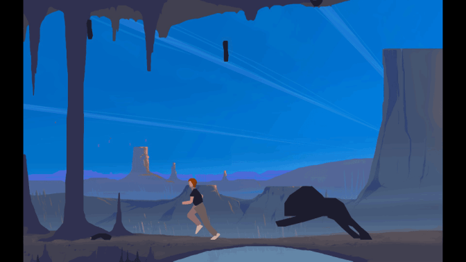 Another World se retrasa en Switch