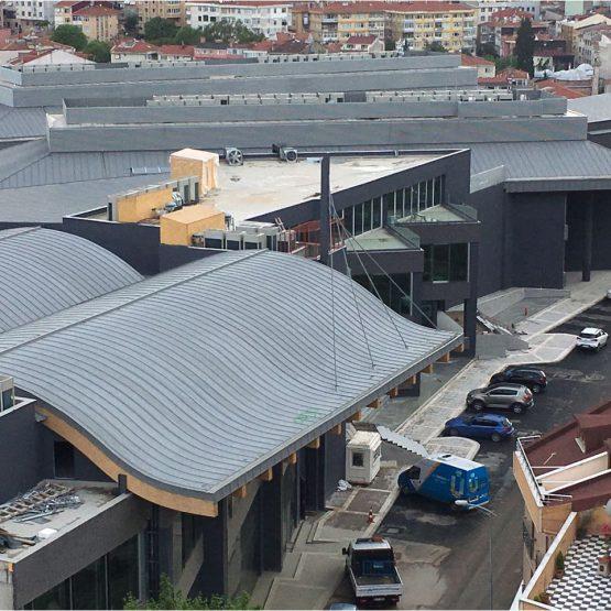 Üsküdar Belediyesi Nikah Dairesi ve Spor Salonu