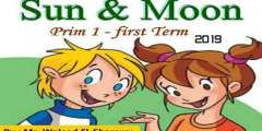 مذكرة انجليزي اولي ابتدائي - مذكرة لغة انجليزية للصف الاول الابتدائي 2019
