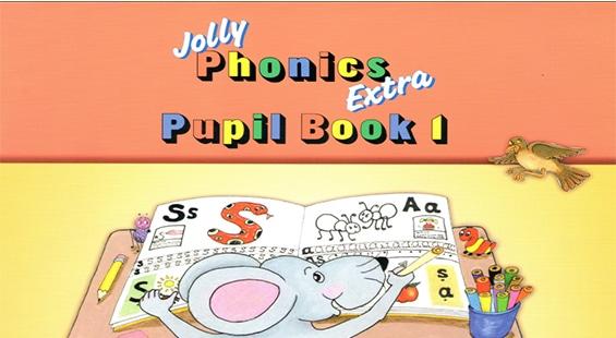 تحميل چولي فونيكس Jolly Phonics