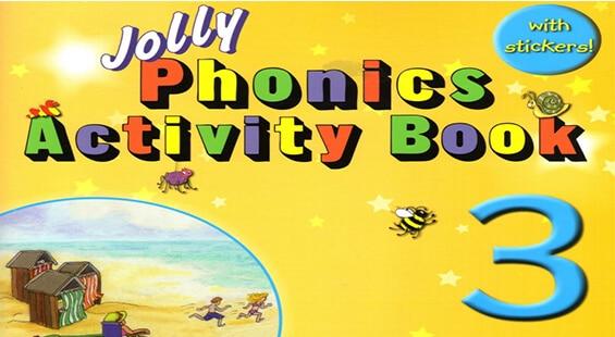 جولي فونيكس Jolly Phonics