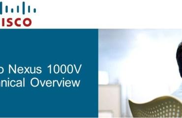 Mettre en oeuvre les Cisco Nexus 1000v