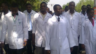 Photo of Resident doctors suspend strike