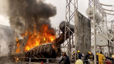 Photo of Imminent Blackout In Oyo, Ogun, Osun As TCN Power Station Catches Fire In Ibadan