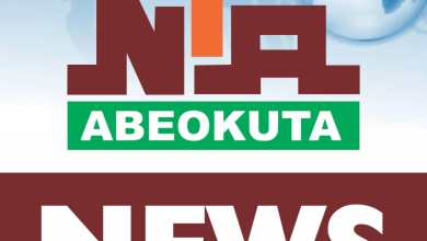 Photo of Video: NTA Abeokuta News, 20th February, 2021