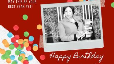Photo of Happy Birthday ma…… From Abiodun Mabayomije Adenuga
