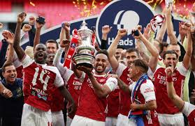 Photo of Aubameyang double wins FA Cup for Arsenal