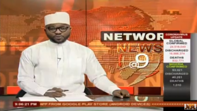 Photo of VIDEO: NTA Network News 27th August, 2020