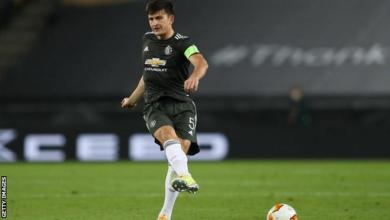 Photo of Harry Maguire: Man Utd boss Ole Gunnar Solskjaer confirms defender will remain captain