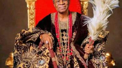 Photo of Amosun mourns Passage of Olofin of Iseri, HRH Oba Nurudeen Adebowale