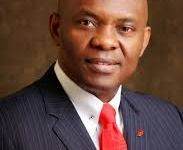Photo of Buhari Congratulates Tony Elumelu on being named in time 100 most influential people of 2020