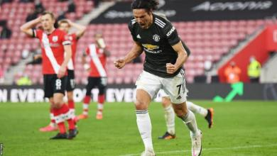 Photo of Sub Cavani inspires stunning Man Utd comeback at Southampton