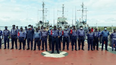 Photo of Nigerian Navy unveils new houses for lower cadres