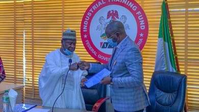 Photo of ITF Signs MoU With FG To Train Nigerian Youths In Skills Acquisition