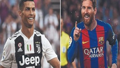 Photo of Ronaldo equals Messi UCL record