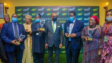 Photo of Photo News: Abiodun Bags Governor of the Year Award at 2020 Nigeria Agriculture Award