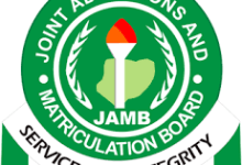Photo of JAMB Suspends Two Staff, Bans Two Candidates For Not Wearing Face Masks
