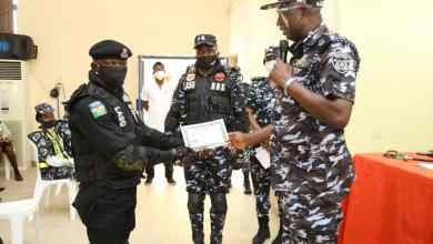 Photo of Lagos CP Honours Personnel for Exemplary Service Delivery, lectures on Improved Standards