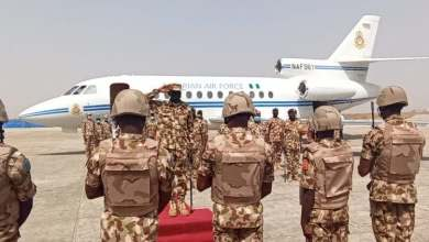 Photo of CDS, Other Service Chiefs Visit Theatre Command, To Meet With Commanders, Others