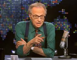 Photo of Larry King, Veteran talk show host, has died at 87
