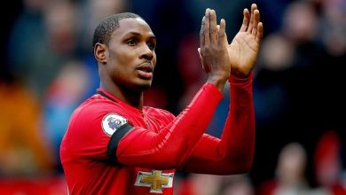 Photo of Ighalo sends parting message to Man Utd fans