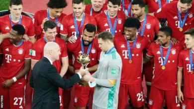 Photo of Bayern beat Tigres to become World Champions